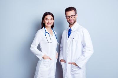 nurses standing